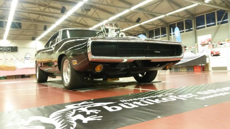 Original Dodge Charger aus The Fast and the Furios